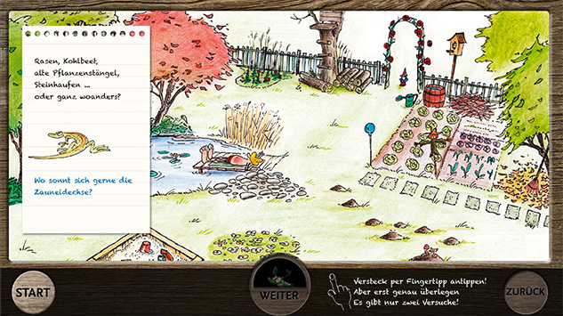 Totholz ist ein wichtiger Lebensraum, Mitten im Fluß erklärt warum.