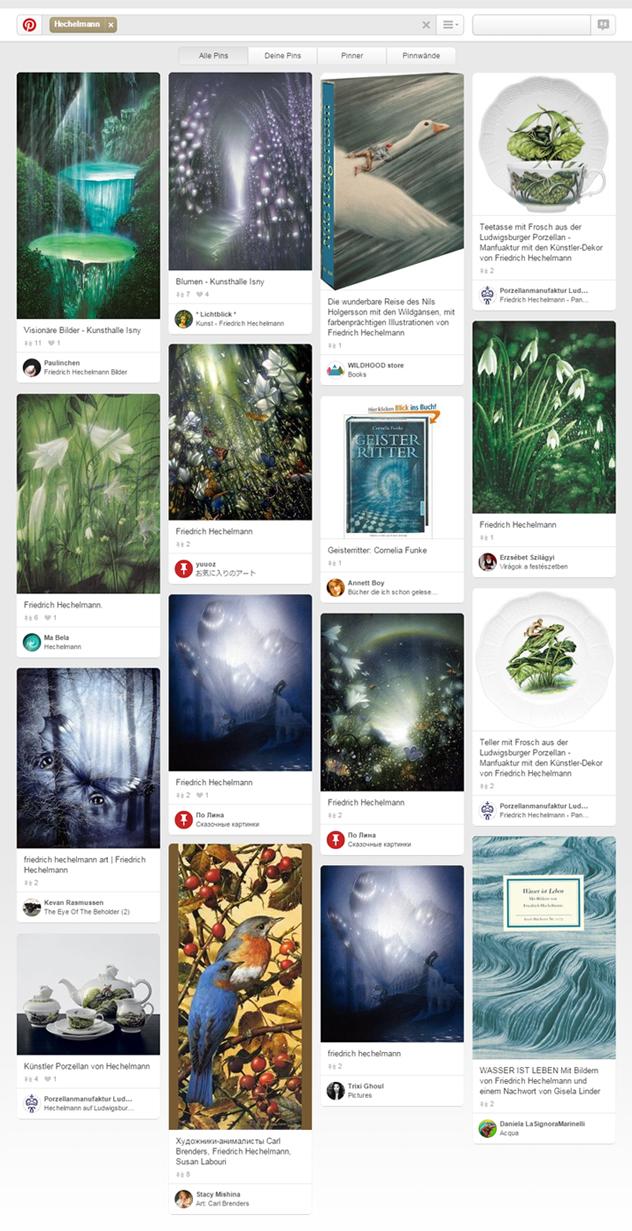 The Art of art storytelling - heute gehören die Social Media dazu