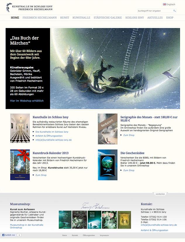 Ein stilvolles, elegantes Corporate Design für die neue Website
