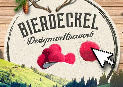 Bierdeckel Design Wettbewerb 2016