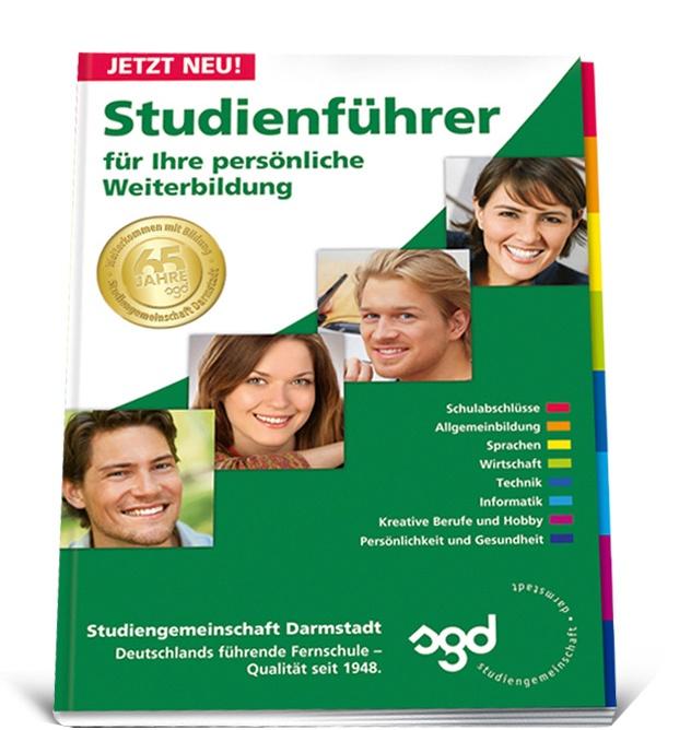 Webspecial anlässlich des 65-jährigen Jubiläums der Studiengemeinschaft Darmstadt (SGD)