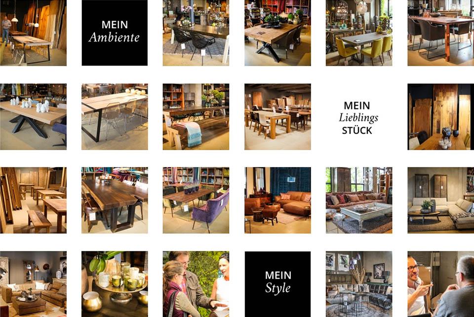 Die Leidenschaft von daslagerhaus & rooms diente als Grundlage des Multisite-E-Commerce-Webplattform